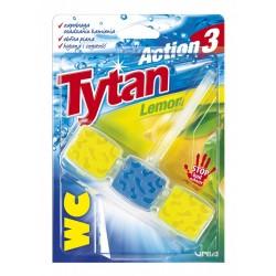 "Очиститель-ароматизатор для унитаза ""Tytan"" 40 г. Лимон"