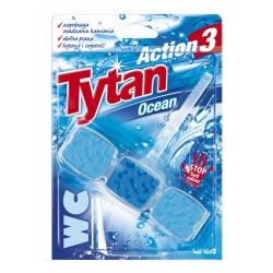 "Очиститель-ароматизатор для унитаза ""Tytan"" 40 г. Море"