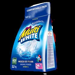 Multi White  2.2 kg.